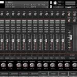 DrumROMplerMixerScreenShot